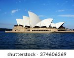 Sydney   Aug 22  Sydney Opera...