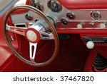 classic expensive sport car... | Shutterstock . vector #37467820