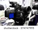 Professional Video Camcorder O...