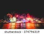 hong kong  hong kong   january... | Shutterstock . vector #374796319