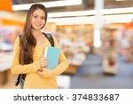 student. | Shutterstock . vector #374833687