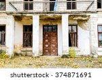 old house | Shutterstock . vector #374871691
