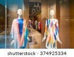hong kong   january 26  2016 ... | Shutterstock . vector #374925334