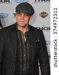 """Small photo of LOS ANGELES, CA - NOVEMBER 4, 2013: Michael Rooker at the US premiere of """"Thor: The Dark World"""" at the El Capitan Theatre, Hollywood. Picture: Paul Smith / Featureflash"""