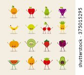 food character design  | Shutterstock .eps vector #375015295