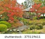 Koko En Garden In Autumn At...