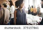 diversity people group team... | Shutterstock . vector #375157861