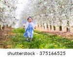 Little Girl In Fairy Costume...