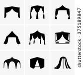 marquees   Shutterstock .eps vector #375189847