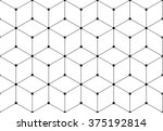 network grid pattern | Shutterstock .eps vector #375192814