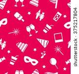 illustration seamless pattern... | Shutterstock . vector #375217804