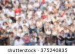 people unrecognizable ... | Shutterstock . vector #375240835