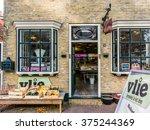 vlieland  netherlands   sep 22  ... | Shutterstock . vector #375244369