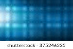 abstract textured halftone... | Shutterstock .eps vector #375246235