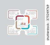 infographics for business...   Shutterstock .eps vector #375249769