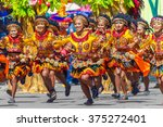 january 24th 2016. iloilo ... | Shutterstock . vector #375272401