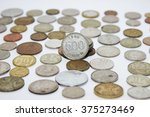 numismatic collection of... | Shutterstock . vector #375273469