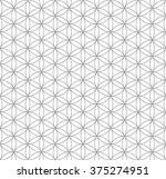 vector black contour monochrome ...   Shutterstock .eps vector #375274951