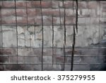 painted wall background | Shutterstock . vector #375279955