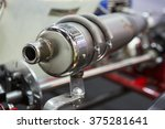 automobile engine | Shutterstock . vector #375281641