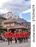 Banff  Alberta  Canada  July 1...