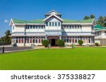 The Himachal State Museum is a colonial building that was built with the aim of preserving the cultural and archaeological artefacts in Shimla, India