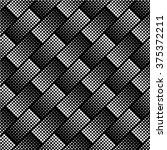 vector geometric seamless...   Shutterstock .eps vector #375372211