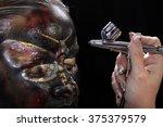 Close Up Body Art   Butterfly...
