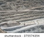a day trip to the copper mine... | Shutterstock . vector #375574354
