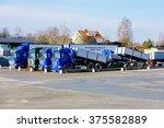 brakne hoby  sweden   february... | Shutterstock . vector #375582889