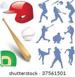 vector art in adobe... | Shutterstock .eps vector #37561501