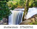 Ponpobmai Waterfall In Phu...