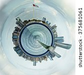 Small photo of circle view/Abu Dhabi Planet/conceptual design