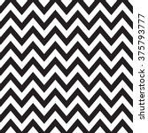 black and white chevron for... | Shutterstock . vector #375793777