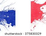 france flag   Shutterstock . vector #375830329