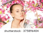 portrait. | Shutterstock . vector #375896404