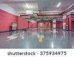 parking garage underground...   Shutterstock . vector #375934975