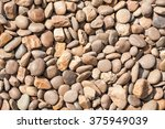 pebbles or stone texture   Shutterstock . vector #375949039