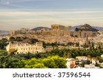 acropolis | Shutterstock . vector #37596544