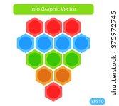 info graphic   label  info... | Shutterstock .eps vector #375972745