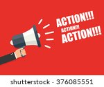 action | Shutterstock .eps vector #376085551