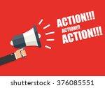 action | Shutterstock .eps vector #376085551