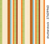 Seamless Striped Fabric Vector...
