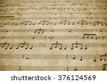 Vintage Piano Sheet Music Clos...