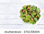 Mediterranean Red Beans Salad...
