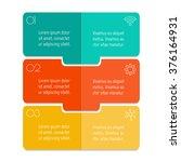 vector paper progress steps for ...   Shutterstock .eps vector #376164931