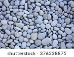 Decorative White Stones   Roun...