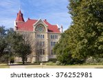 saint edwards university main... | Shutterstock . vector #376252981
