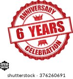 6 years anniversary celebration ...