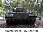 M46 Patton Tank